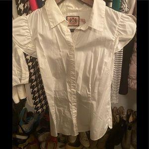 Juicy Couture dress shirt